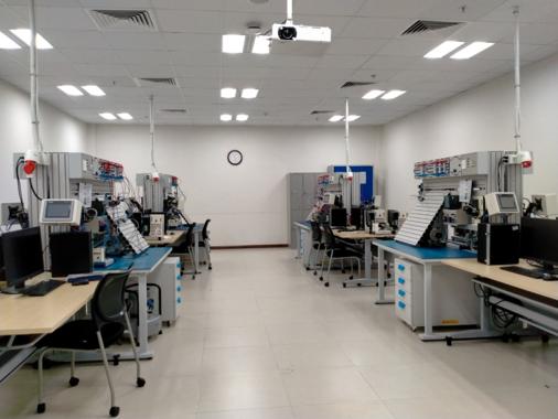 STU cung cấp thiết bị cho Trung tâm đào tạo nhà máy Vinfast