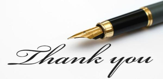 Lời cám ơn từ các bạn thực tập gửi STU