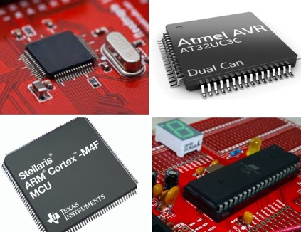 Mircoprocess and microcontroller programming